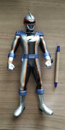 power rangers overdrive mercury