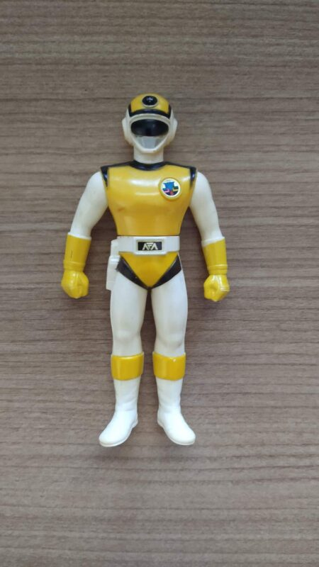boneco flashman Yellow Flash