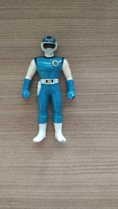 boneco flashman Blue Flash